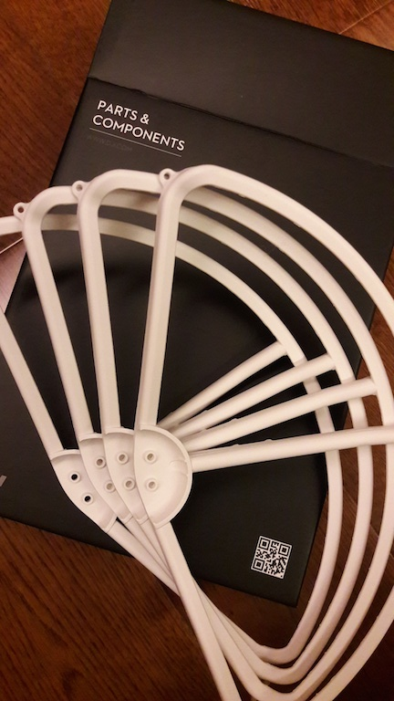 Phantom3 Propeller guard